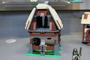 LEGO Toy Fair - Kingdoms - 7189 Mill Village Raid - 18