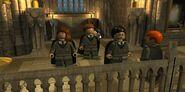 Lego2 Hogwarts students