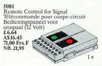 5081 Remote Control for Signal 12V
