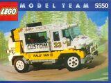 5550 Custom Rally Van