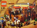 Review:6762 Fort LEGOREDO