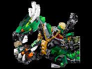 70593 Le dragon émeraude de Lloyd 3