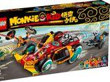 80015 Monkie Kid's Cloud Roadster