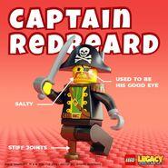 LLHU Captain Redbeard