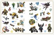 Legends of Chima Ultimate Sticker Collection 2