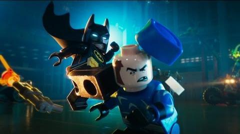 The LEGO Batman Movie - Wayne Manor Teaser Trailer HD