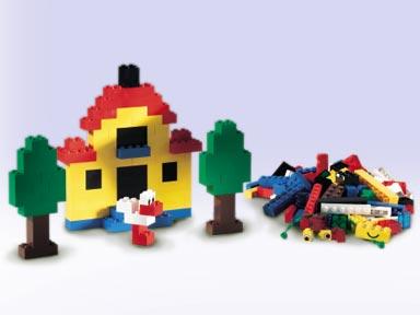 4119 Regular and Transparent Bricks