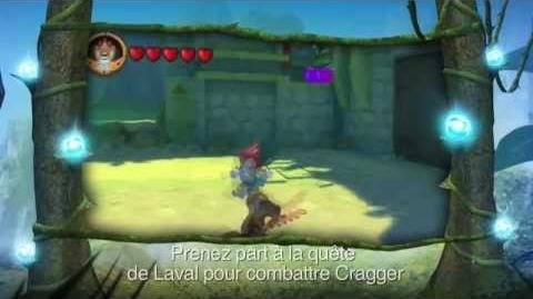 LEGO Legends of Chima Le Voyage de Laval Announce Trailer