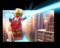 LEGO Marvel Super Heroes Render Iron Man