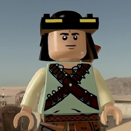 75105 Lego Star Wars The Force Awakens Kanjiklub Gang Members Minifigure