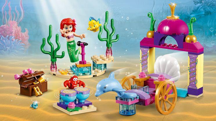 10765 Le concert sous-marin d'Ariel