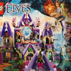 41078 Skyra's Mysterious Sky Castle