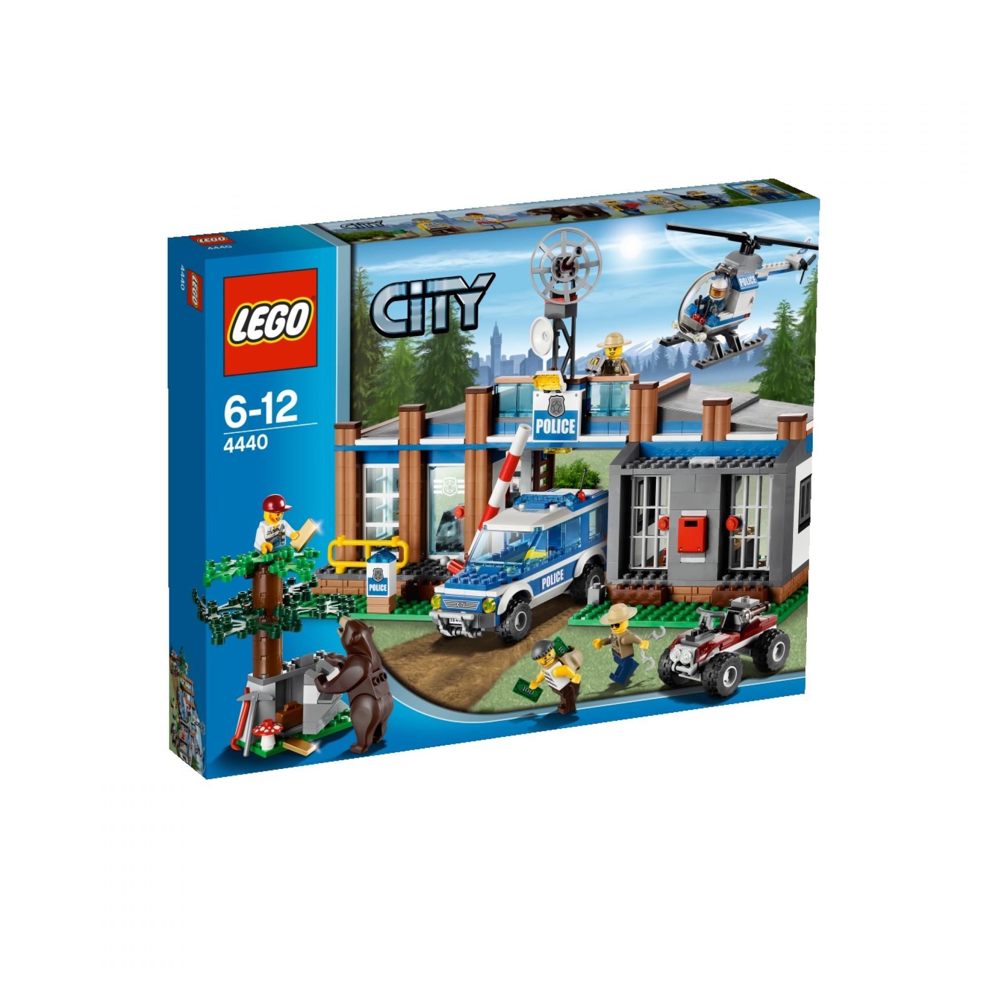 4440 Forest Police Station