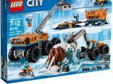 60195 Arctic Mobile Exploration Base