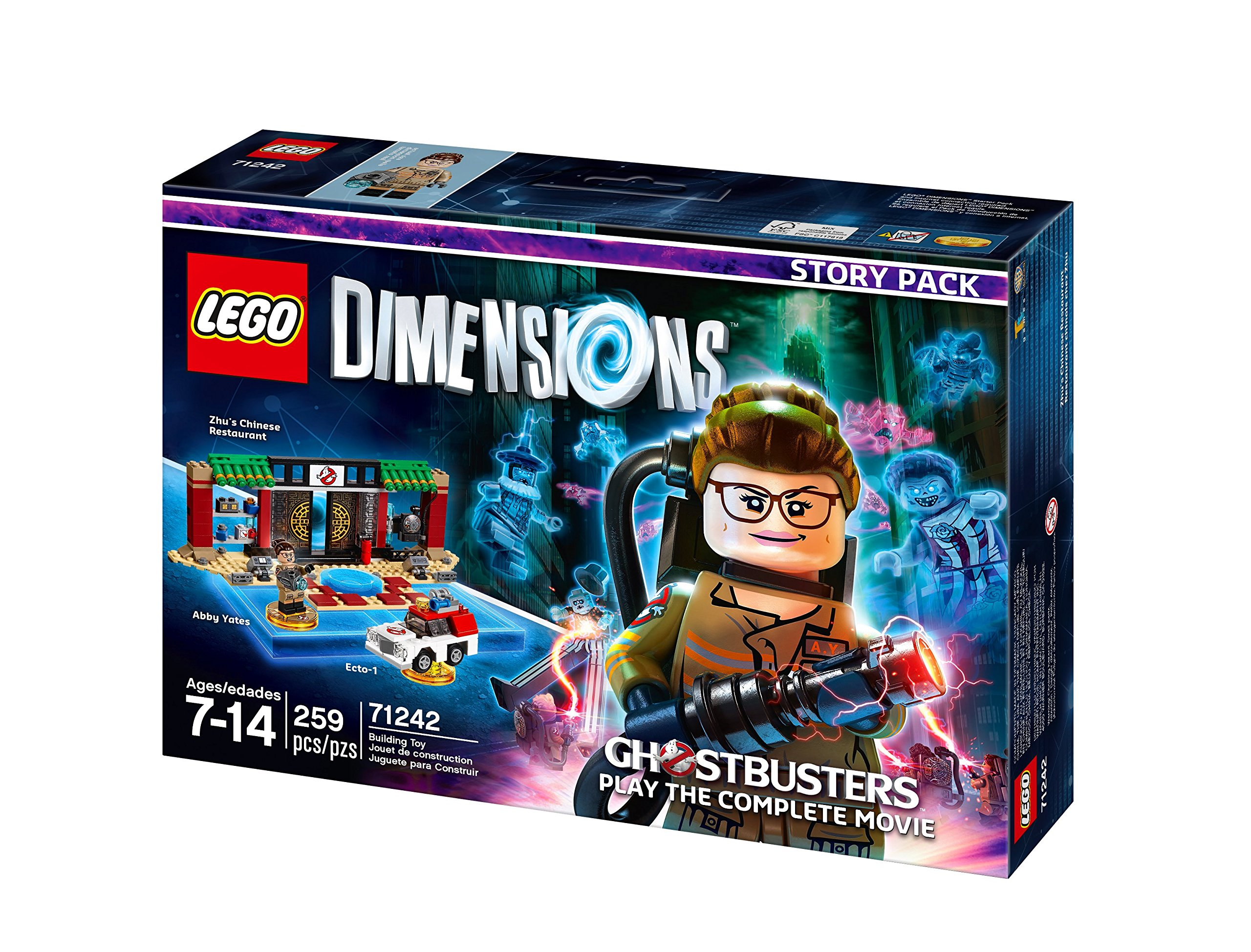 71242 Ghostbusters (2016) Story Pack