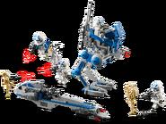 75280 Les Soldats Clones de la 501ème légion 3