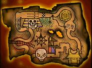 Adventure Temple Trail map