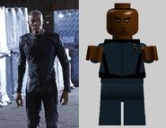 Agent Peterson (Comparrison)