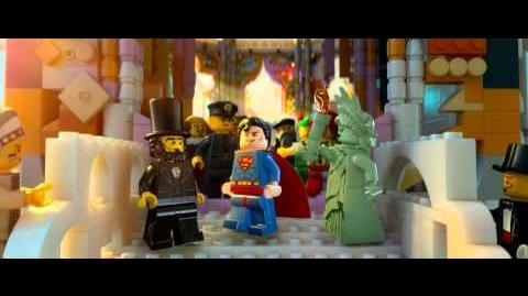 The LEGO Movie This Man