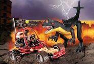 Urban Avenger vs. Raptor