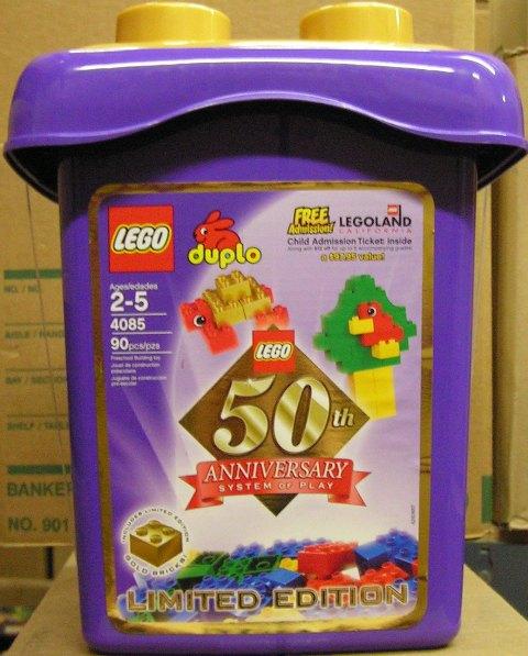 4085 50th Anniversary Bucket