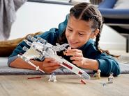 75301 Le X-wing Fighter de Luke Skywalker 3