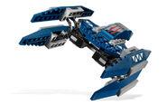 7751 Ahsoka's Starfighter & Droids 3