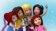 Groupe-Générique 3-Friends Amies pour la vie