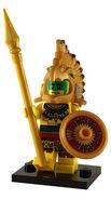 S7 aztec warrior