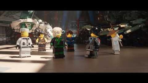 The Lego Ninjago Movie Clip - Secret Ninja Force