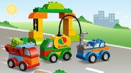 10552 Set de voitures à construire 2
