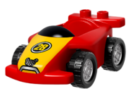 10843 La voiture de course de Mickey 2