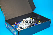 DeLoreanSetInBox