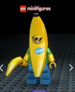 Q&C Banana Guy