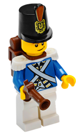 Bluecoat Soldier