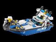 7287 Le bateau de police 7