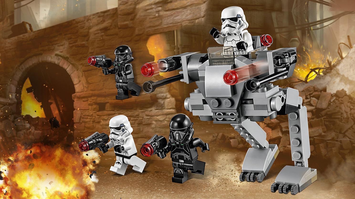 75165 Pack de combat des soldats de l'Empire