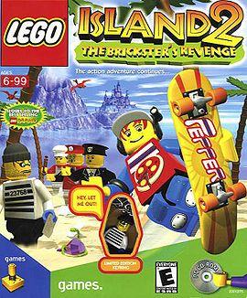 5774 LEGO Island 2: The Brickster's Revenge