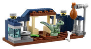 30382 Baby Velociraptor Playpen
