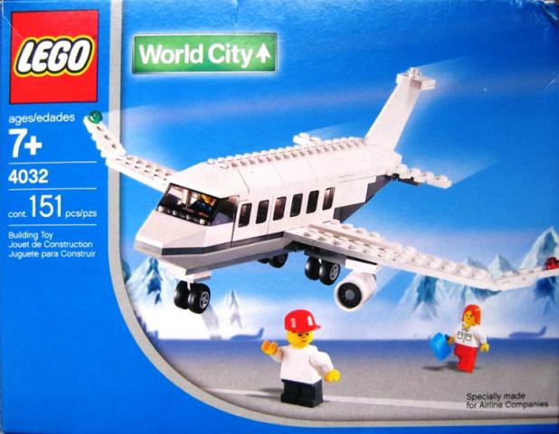 4032 Passenger Plane