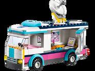 41056 Le camion TV de Heartlake City 6