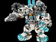70223 Le robot Ours des glaces 2