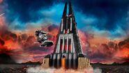 75251 Darth Vader's Castle Poster