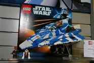 8093 Plo Koon's Starfighter 5