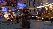 LEGO Ninjago, Le Film Le jeu vidéo 4