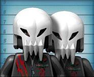 Skull twins