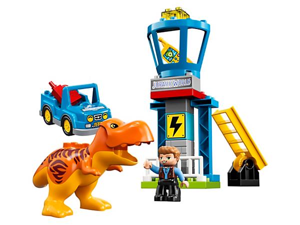10880 La tour du T-Rex