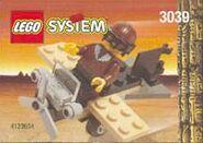 3039 Plane of Harry Cane