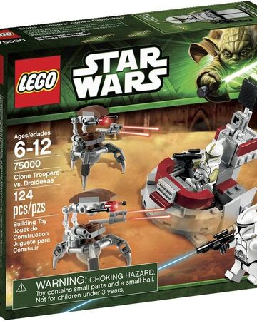 LEGO STAR WARS FIGUR ### CLONE TROOPER SERGEANT AUS SET 75000 ### =TOP!!!