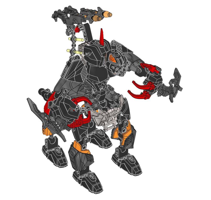 Bulk and Core Hunter Combiner Model